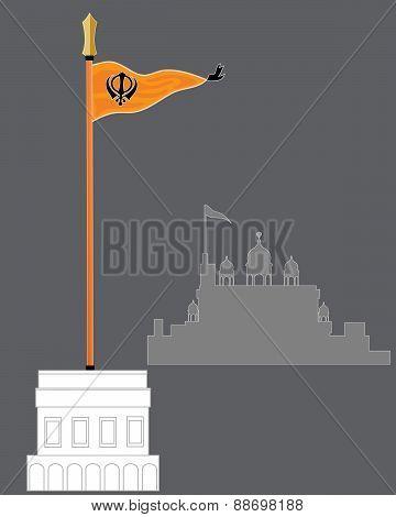 Sikh Flag