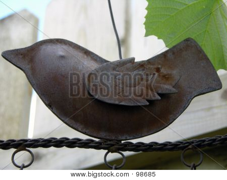 Rustic Bird