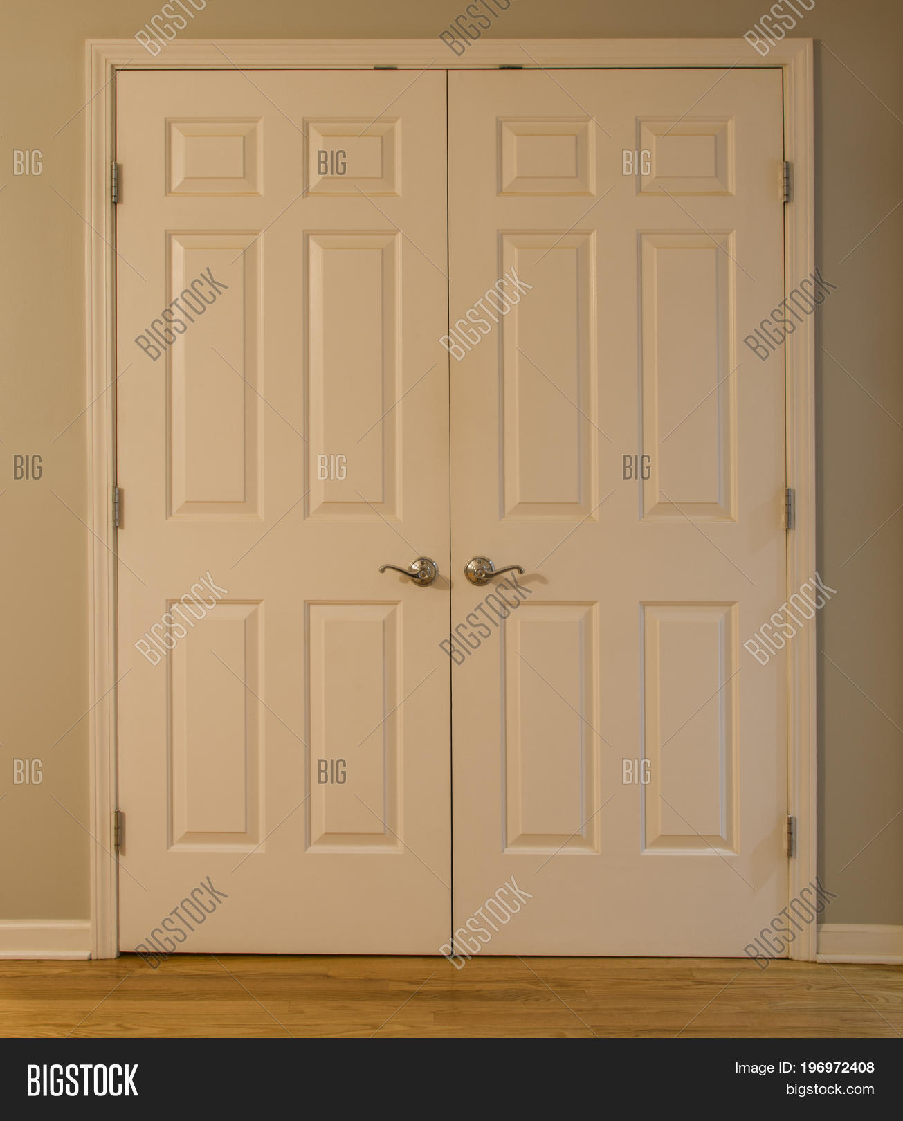 Doors Interior Concept Home Closet White