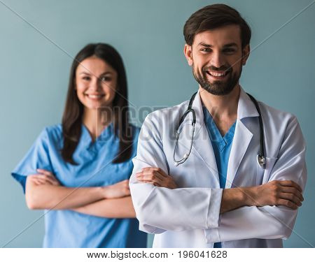 Beautiful Young Doctors