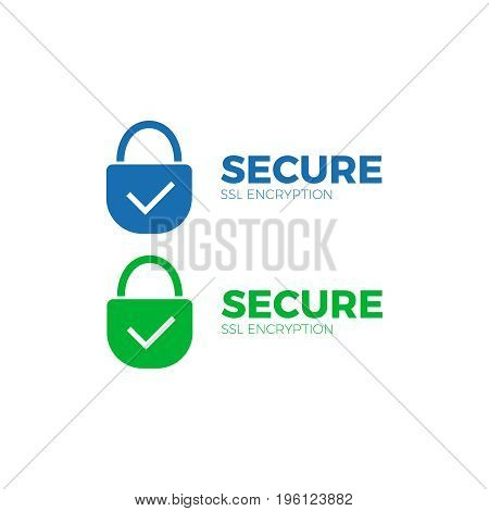 secure payment icon ssl  encryption transaction  safe pay money