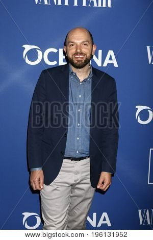 LOS ANGELES - July 17:  Paul Scheer at the Oceana Presenst: Rock Under The Stars With Don Henley And Friends at the Private Residence on July 17, 2017 in Los Angeles, CA