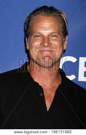 LOS ANGELES - July 17:  Brian Van Holt at the Oceana Presenst: Rock Under The Stars With Don Henley And Friends at the Private Residence on July 17, 2017 in Los Angeles, CA