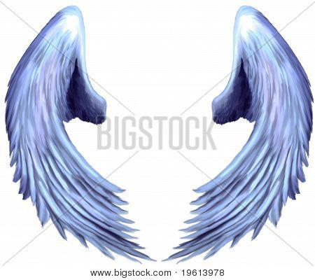 Seraphim Angel Wings 2