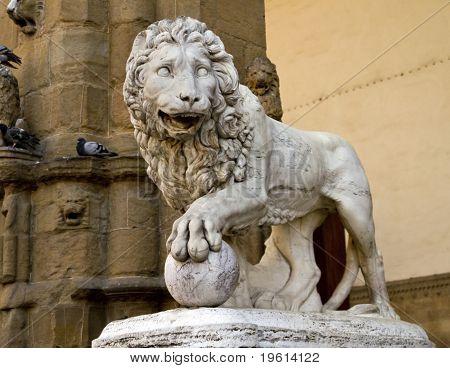 Florence Lion