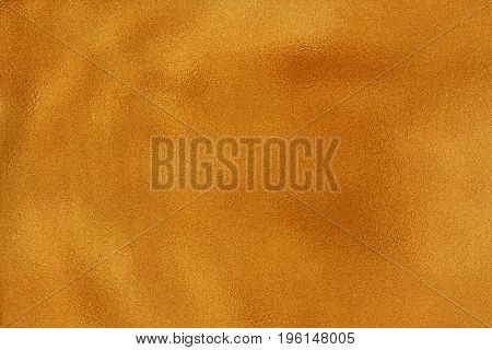 Abstract Pattern With Golden Texture.