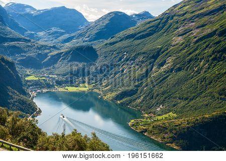 Gejrangerfjord