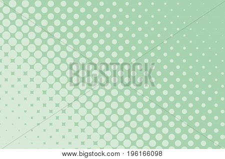 Halftone pattern. Comic background. Dotted retro backdrop with circles, dots. Design element for web banners, posters, cards, wallpapers, sites. Pop art style. Vector illustration. Colorful.
