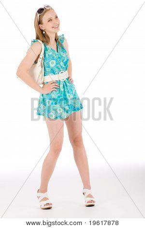 Teenage Woman