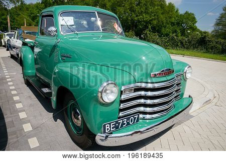 Classic 1950 Chevrolet 3100 Pick-up Truck
