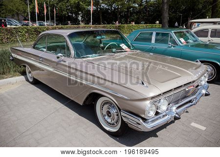 1961 Chevrolet Impala Coupe Vintage Car