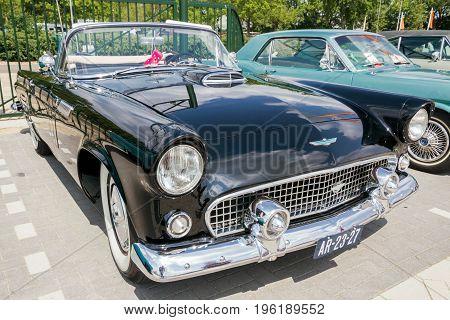 1956 Ford Thunderbird Cabriolet Vintage Car