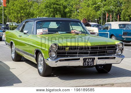 1967 Ford Ltd Vintage Car