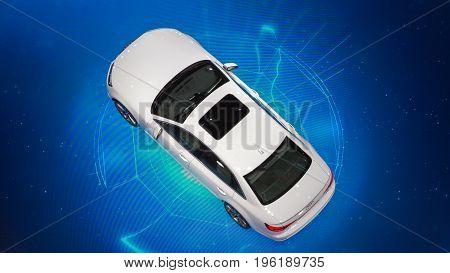 Audi A4 3.0 Tdi Quattro Car