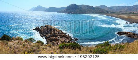 Summer Beach (costa Blanca, Spain).