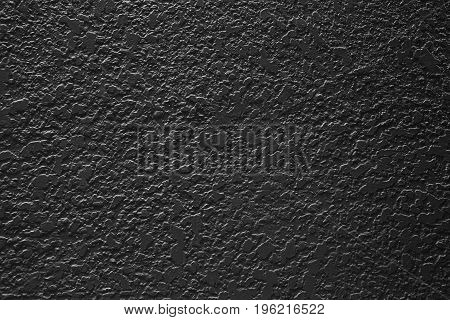 Decorative plaster wall isolated grey wall texture