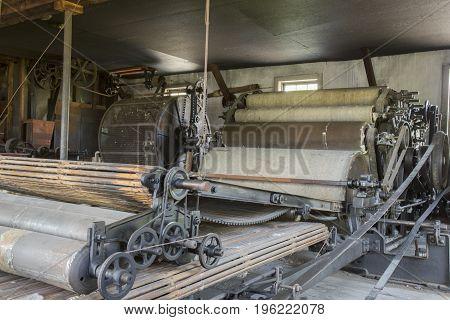Vintage Textile Machinery