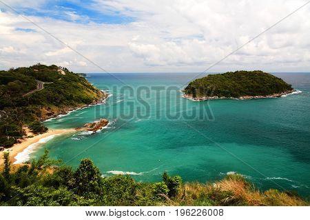 Ocean View Of Phuket Beach