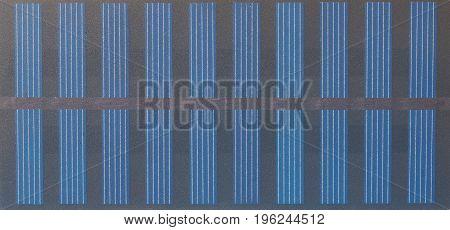 Solar panels texture background alternative energy concept