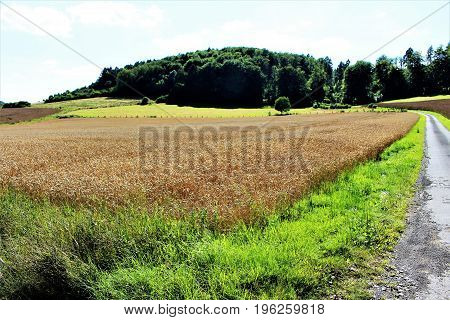 An image of a country side - outdoor