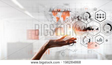 Presenting wireless technologies