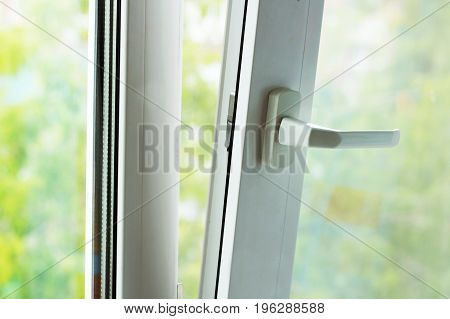 Double-glazed Windows, New Plastic Window, Double Glass, Object
