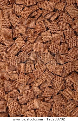 Malted Shredded Wheat Biscuits Background