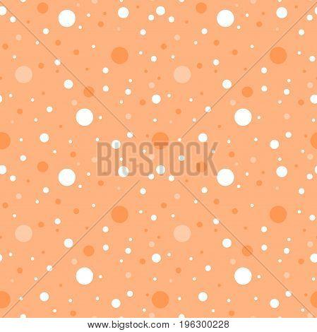 Orange Seamless Texture