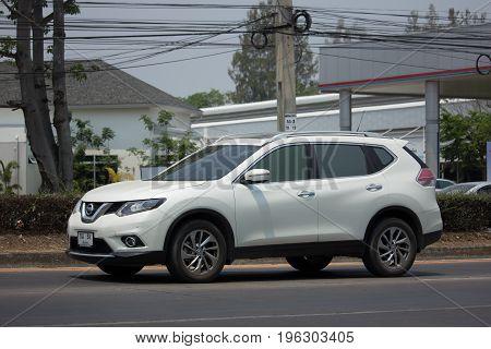 Private Suv Car, Nissan X Trail.