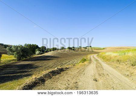 Stabilize fantastic village road, pathway village road pictures