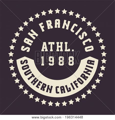 graphic design san francisco southern california for shirt and print