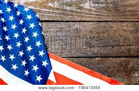 American flag independence of USA United background