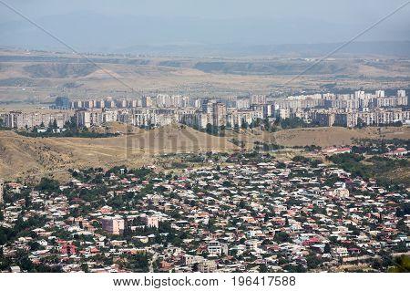 Tbilisi Aerial Skylin