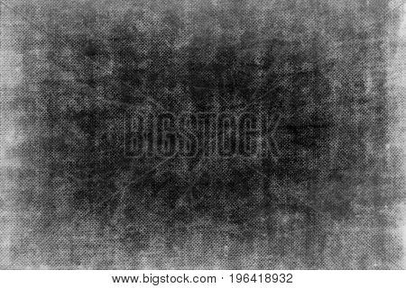 Light frame and dark center grunge background