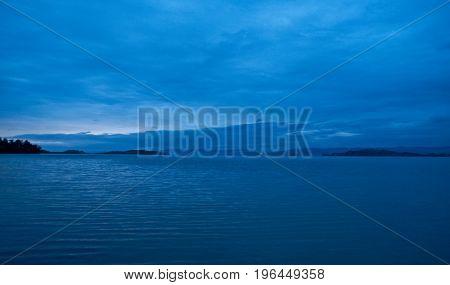 Baikal Shore At Canyon Kurma