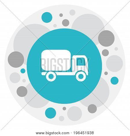 Vector Illustration Of Shipment Symbol On Shipping Transport Icon