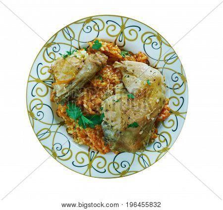 Comorian Chicken