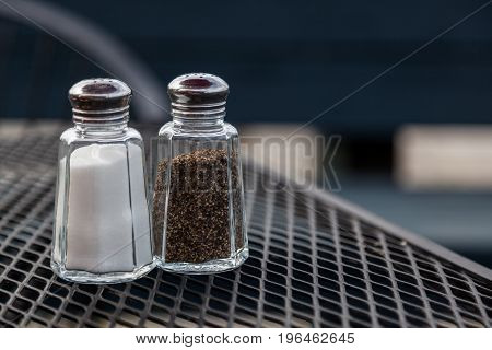 Salt And Pepper Holders