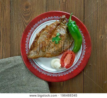 Carne De Chango
