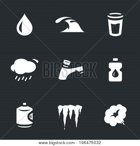 Drop, wave, glass, cloud, bottle, bottle, ice, steam.