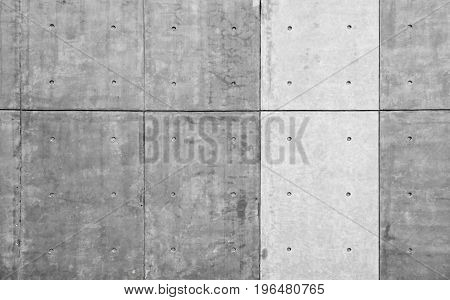 Gray Concrete Wall, Background Photo