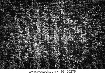 Abstract white chalk on blackboard background texture