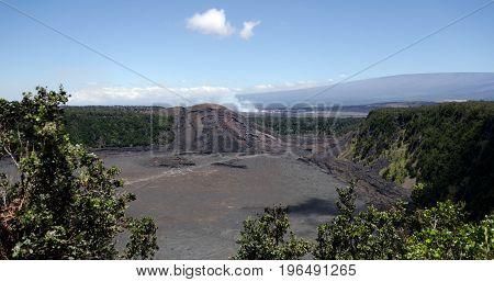 Kilauea Iki Crater Trail