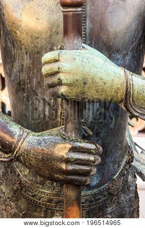 Hand Of Guardian Angel
