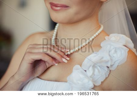 Beads Of The Bride. Beautiful Jewelry For The Bride