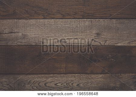 Gray blue wood texture and background. Rustic, old wooden surface. Horizontal timber planks
