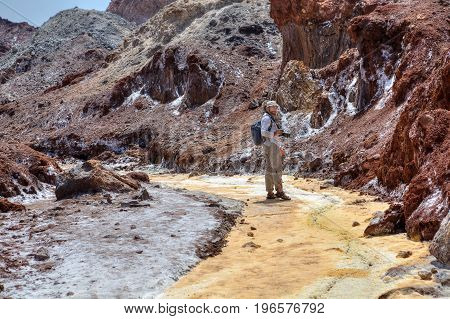 Off the Beaten Path Tour Hormuz Island Hormozgan Province Iran one traveler looks at natural attractions.