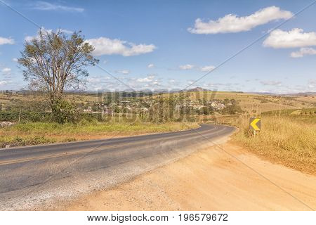 On the road to Serra da Canastra Serra da Canastra National Park is a national park in the Canastra Mountains of the state of Minas Gerais Brazil.