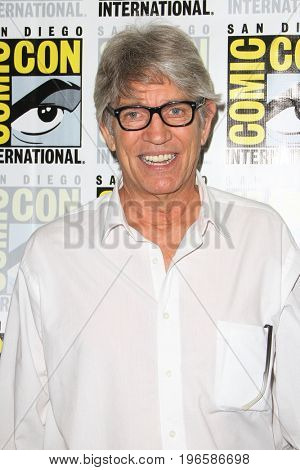 SAN DIEGO - July 20:  Eric Roberts at the Comic-Con Day One at the Comic-Con International on July 20, 2017 in San Diego, CA