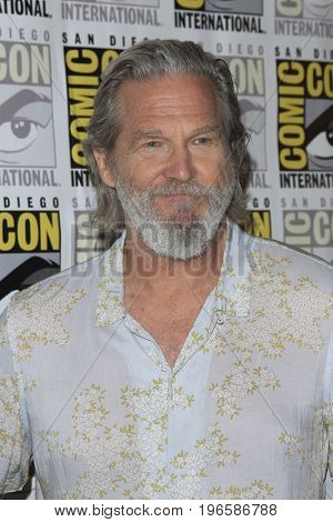 SAN DIEGO - July 20:  Jeff Bridges at the